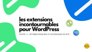 Extensions Wp Pté